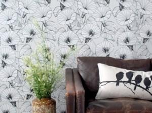 Ferm Living modern contemporary designer wallpaper