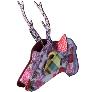 MDF deer head home accessory decoration