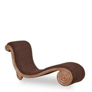 Modern design snail chaise longue