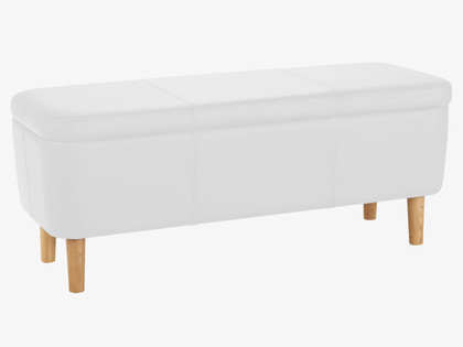 Habitat Jacobs bench with storage