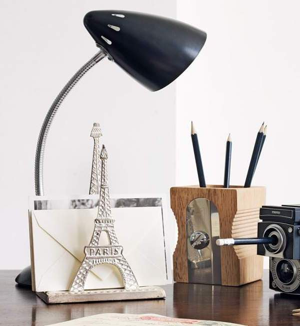 Eiffel Tower letter holder from Graham and Green