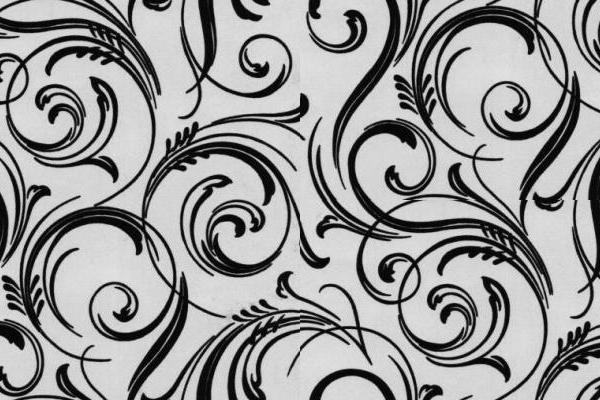 Swurly Whurly designer wallpaper by Laurence Llewelyn Bowen