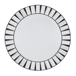 Round wall feature mirror from John Lewis