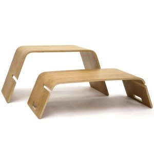 Modern oak award-winning furniture design