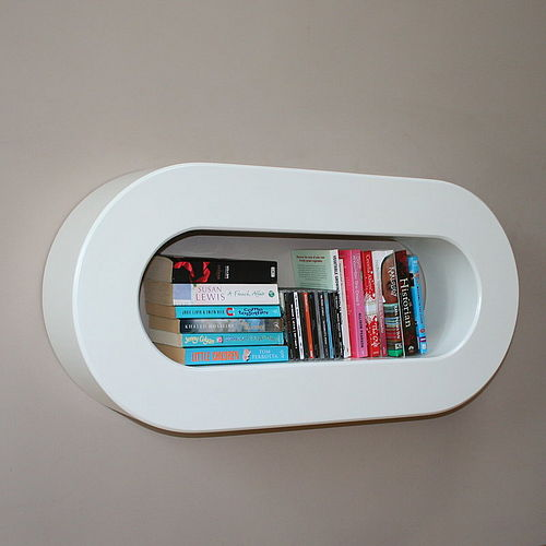 Circuit shelving unit from SquarePear Furniture