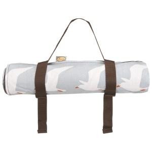 Anorak waterproof kissing animals picnic rug