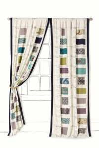 Funky curtains interior design blog ideas
