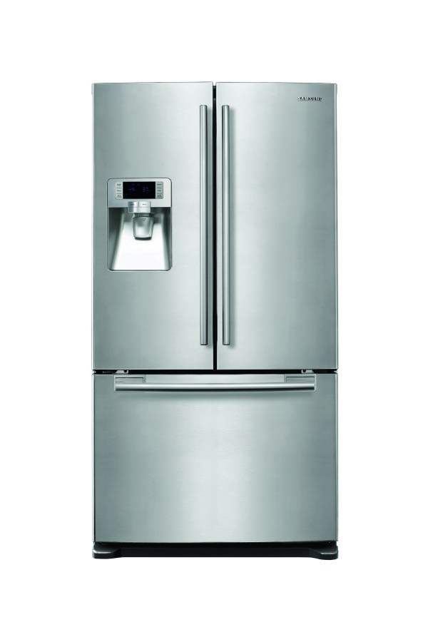 Samsung G Series RFG23DERS three door refrigerator
