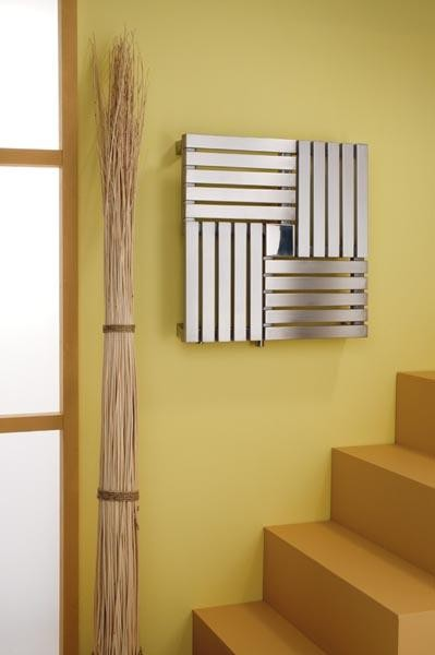Deck designer radiator wall art