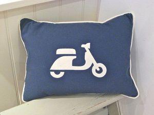 Home accessories handmade cushion