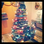 Six Fabulous Christmas Book Trees