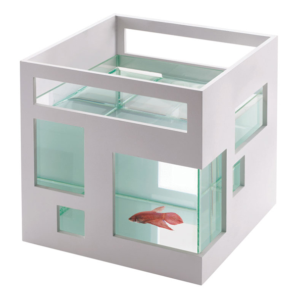 Umbra fish hotel fish bowl