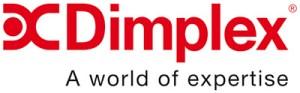 Dimplex modern MicroFire home heating appliance