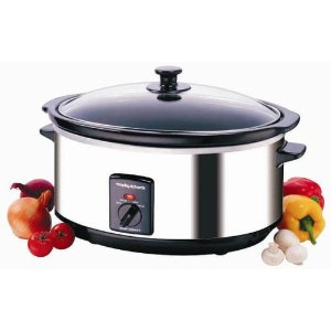 Large family slow cooker