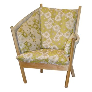Contemporary fair trade furniture
