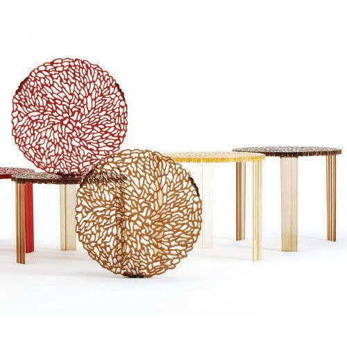 Stunning Kartell T side table ~ Fresh Design Blog
