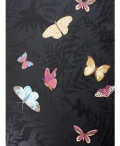 Black wallpaper ideas
