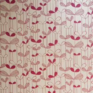 Contemporary designer wallcovering