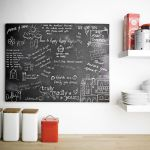 Arthouse chalkboard graffiti wall art