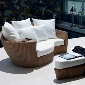 Fresh design contemporary garden day beds