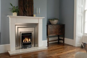 Modern and contemporary gas fires