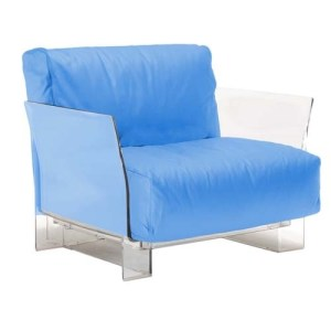 Designer pop chair by Kartell