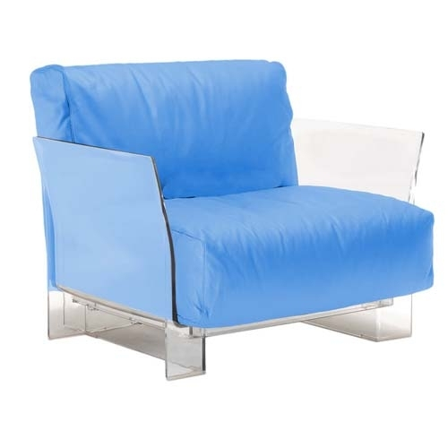 Kartell Pop Outdoor chair by Piero Lissoni
