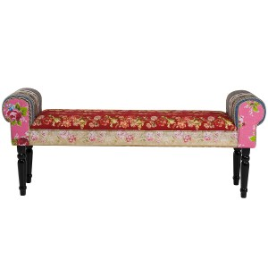 KARE Design patchwork bench seat