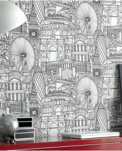Images of London cityscape wallpaper