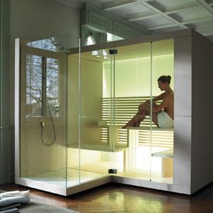 Contemporary bathroom from C P Hart