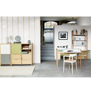 Contemporary house modular storage and funiture
