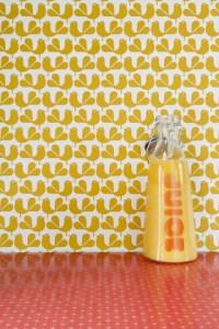 Fresh design wallpaper by Rachel Powell