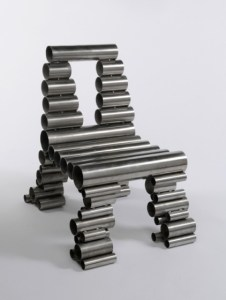 Modern funky recycled reclaimed furniture