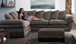 Contemporary fresh design sofa