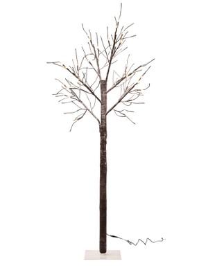 Contemporary twig Christmas tree designs
