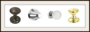 Update your home with new door knobs