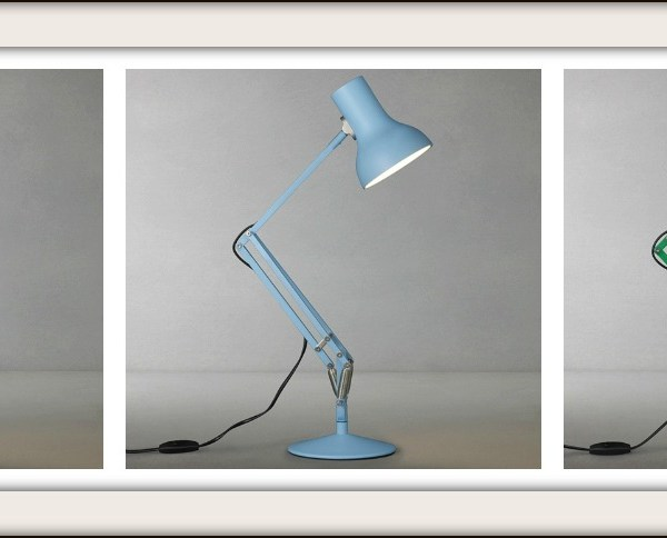 Fab Friday Bargain: Anglepoise type 75 mini task lamps in fresh funky colours