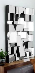 Fresh design contemporary home hall mirror