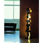 Gemma stacked block floor lamp from Fashion For Home