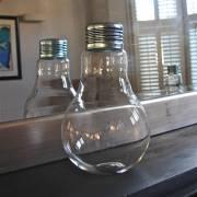 Modern and contemporary design flower vase