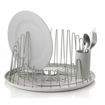 Contemporary designer steel kitchen accessories