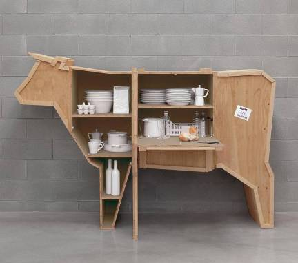 Funky cow furniture