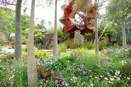 Best show garden chelsea 2013