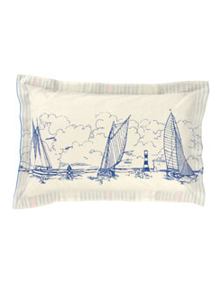 Coastal nautical design homeware