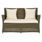Rimini sofa: stylish rattan outdoor garden furniture