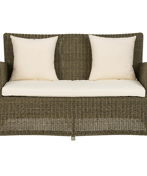Rimini sofa: stylish rattan outdoor garden furniture