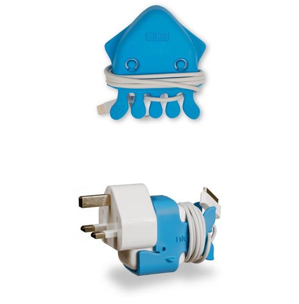Fresh Design Ideas: CableKeeps gadget cord organiser by Nice