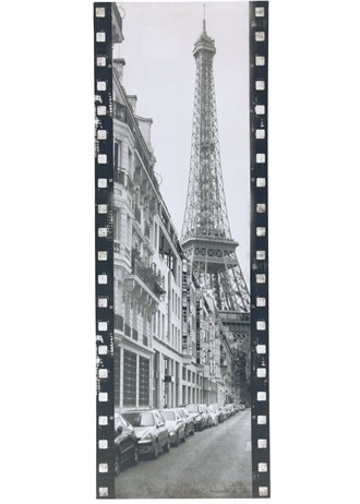 Epic Parisian eiffel tower wall art
