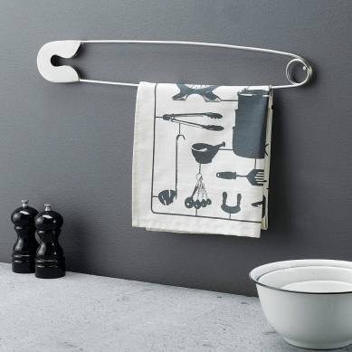 Quirky contemporary design hook