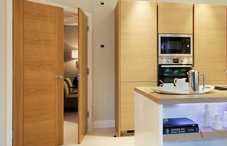Doors for a contemporary house & How your doors can transform your home ~ Fresh Design Blog